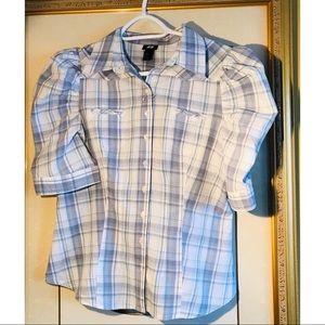 🌺H&M Buttoned Down Shirt